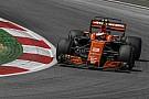 La columna de Vandoorne: por primera vez McLaren tenía ritmo para el top 10