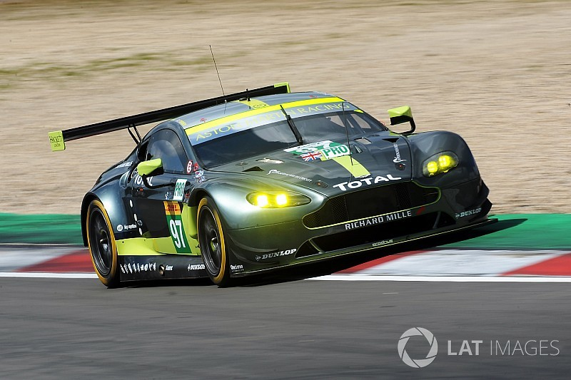 Aston Martin: la nuova vettura GTE si chiamerà ancora Vantage