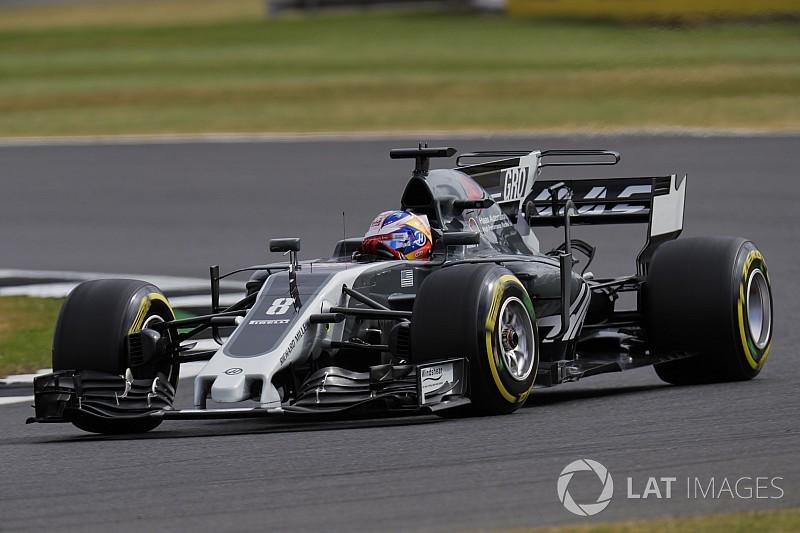 """Grosjean acusa a Hamilton de """"bloquearlo completamente"""" en la Q3"""