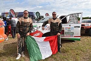Dakar Intervista Dakar, i gemelli De Lorenzo: