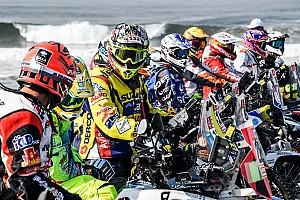 Dakar Noticias Así fue el motín pacífico de las motos en Fiambalá