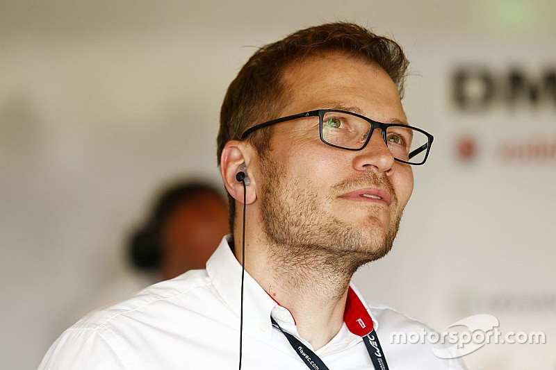 Offiziell: Andreas Seidl neuer