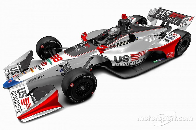 Marco Andretti gains new primary sponsor for six IndyCar races