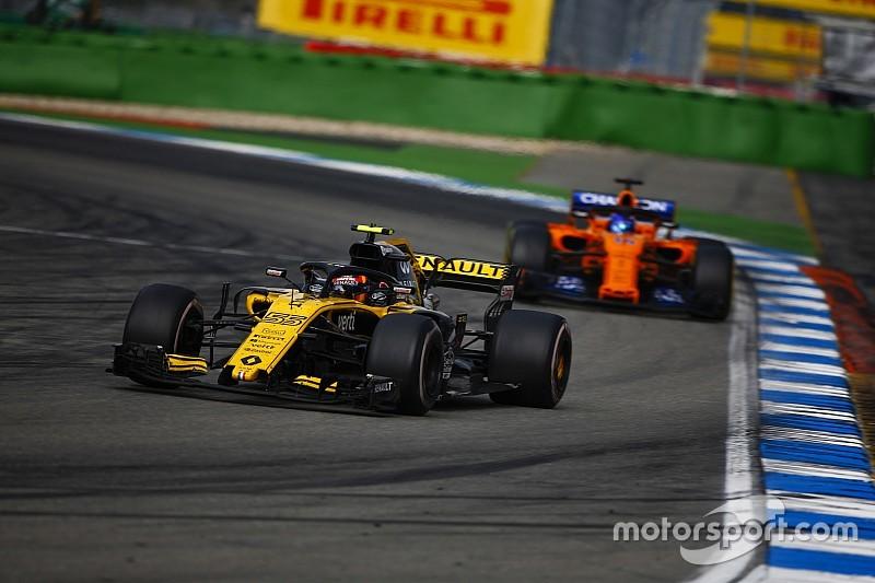 Renault surprised not to fight McLaren in 2018