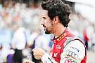 Formel E Falsche Unterwäsche: Strafe gegen Lucas di Grassi