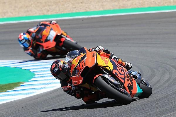 MotoGP KTM stapt in Oostenrijk mogelijk over op 'veel beter' 2019-model