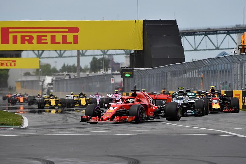 Formel 1 Kanada 2018: Das Rennergebnis in Bildern