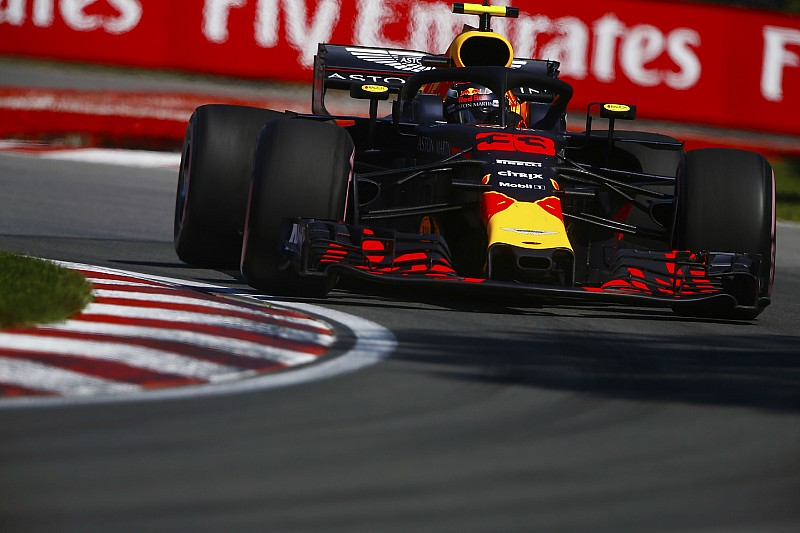 Гран Прі Канади: Ферстаппен очолив протокол 3-го тренування