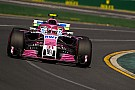 Formula 1 Force India, Avustralya'da tamamen yeni bir araç ile yarışacak