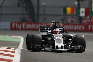 F1 Noticias de última hora Haas considera que Magnussen fue perfecto en México