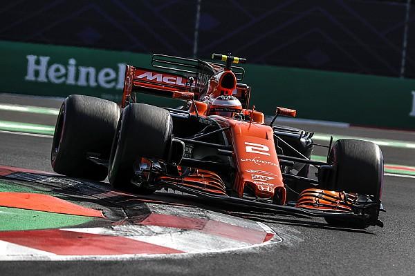 F1 La columna de Vandoorne: 'La falta de velocidad punta fue un hándicap en México'