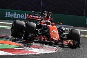 Formula 1 Özel Haber Vandoorne'un köşesi: Düzlük hızımız Meksika'da büyük bir dezavantajdı