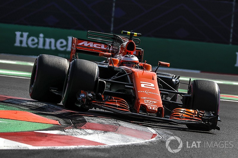 Vandoorne column: Lack of top speed too big a handicap in Mexico