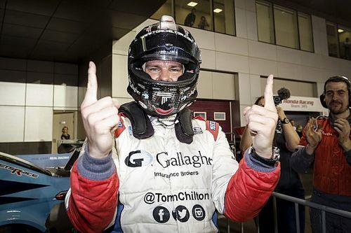 """Chilton Campione dei privati: """"Ma sono più emozionato per il 3° posto assoluto!"""""""