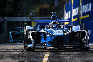 """Formula E Breaking news Buemi says mystery problem caused Hong Kong """"nightmare"""""""