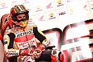 MotoGP Márquez es sancionado y perderá posiciones en la parrilla