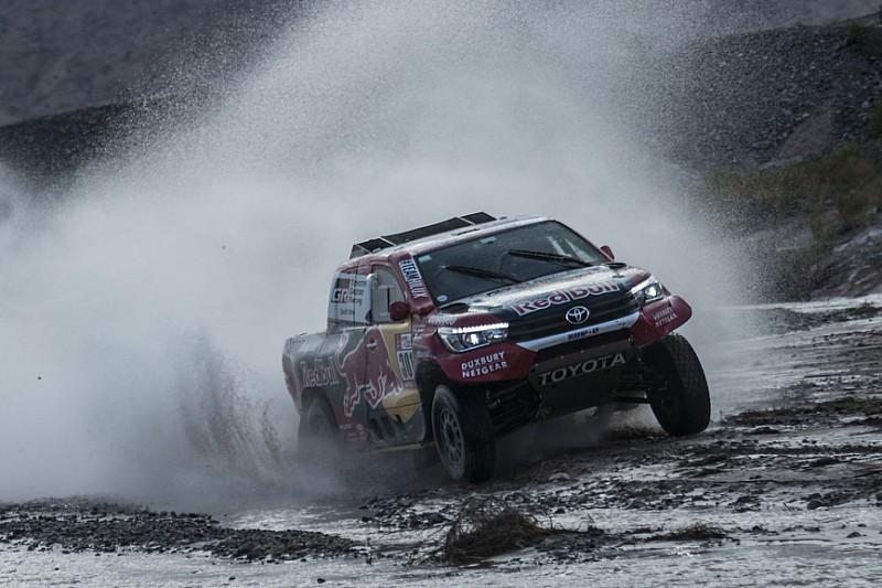 Dakar, Auto, Tappa 13: ancora Al-Attiyah. Sainz a un passo dalla gloria