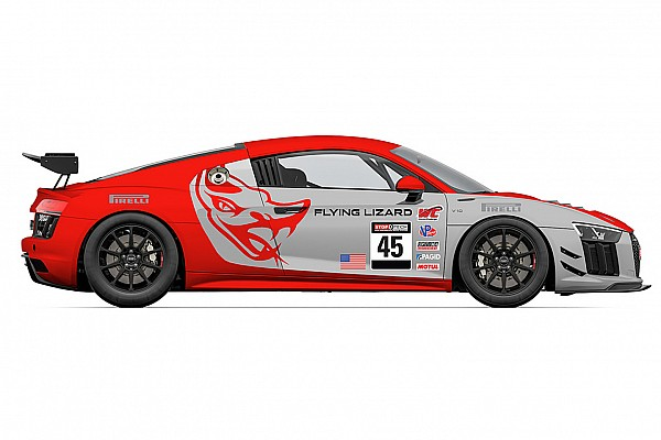 Flying Lizard switches to Audi R8s for World Challenge GTS campaign