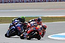Vinales moment the biggest scare in
