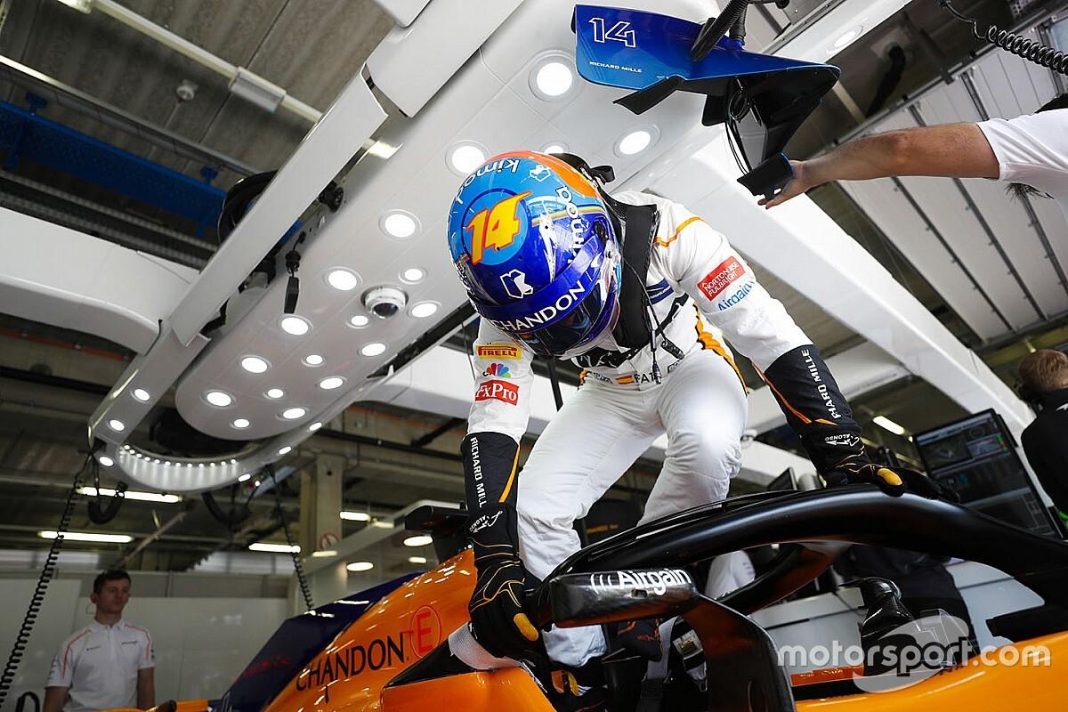 Alonso, ilk 20'ye puan verilmesine karşı