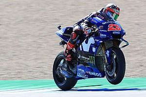 MotoGP Practice report Assen MotoGP: Vinales leads Iannone in FP2