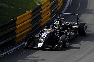 F3 Qualifyingbericht Formel 3 in Macao: BMW-Junior Joel Eriksson auf Pole-Position