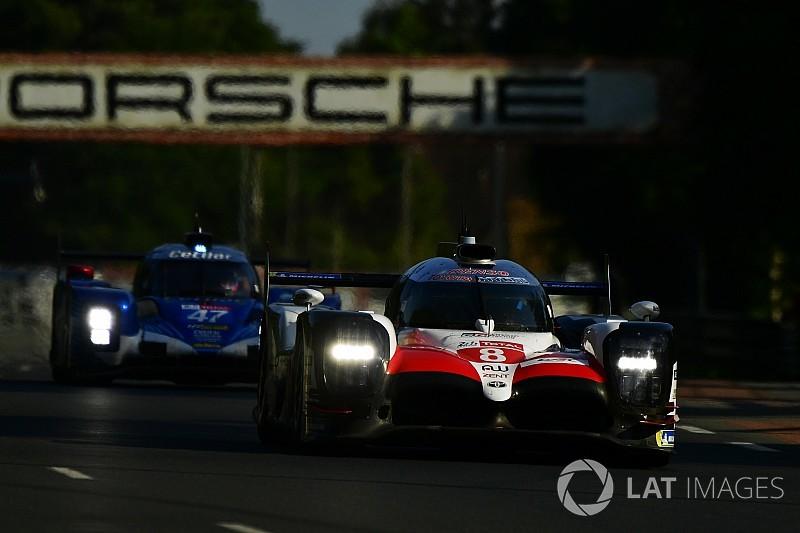 2018ル・マン24時間開幕、予選1回目は8号車トヨタがトップ