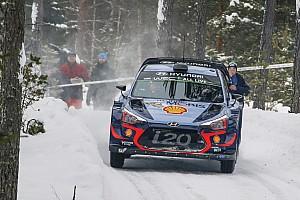 WRC Prova speciale Svezia, PS13: strepitoso crono di Neuville. Scintille tra Tanak e Meeke