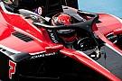 FIA F2 In beeld: Formule 2-coureurs maken kennis met halo tijdens test Magny-Cours