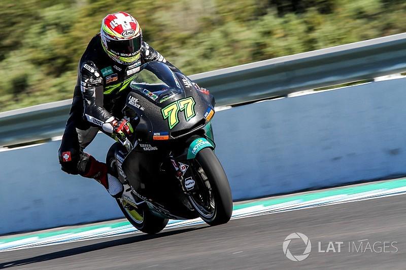 """Moto2-Pilot Dominique Aegerter """"noch nicht eins mit der KTM"""""""