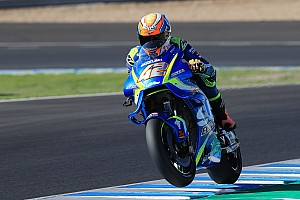 MotoGP Breaking news Suzuki says 2017 shows it