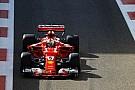 Vettel: Ferrari çoktan 2018'e odaklandı