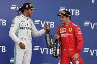 Hamilton és Leclerc is helyet kapott az 50 legnagyobb marketingértékkel bíró sportoló között
