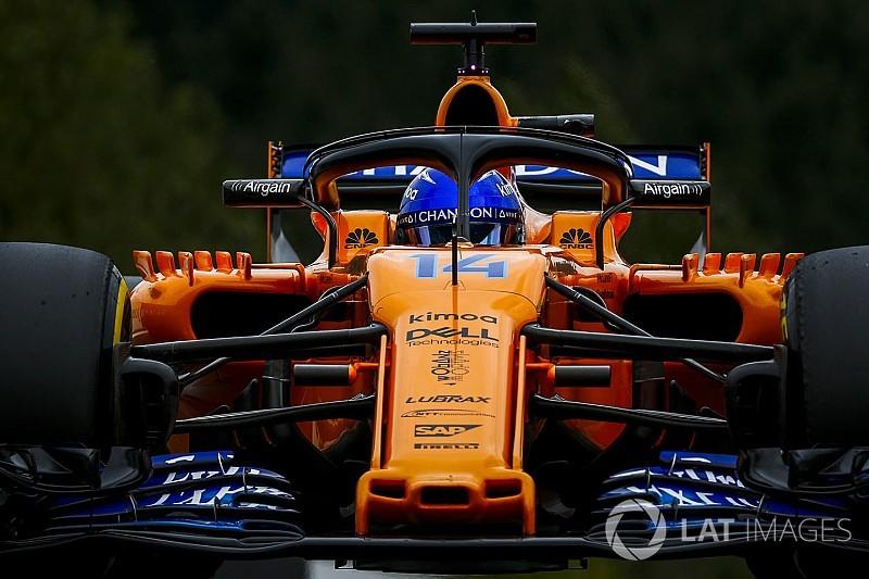 Alonso: Spa'daki son turlarımın tadını çıkartacağım