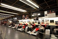 Museum F1 Donington akan ditutup