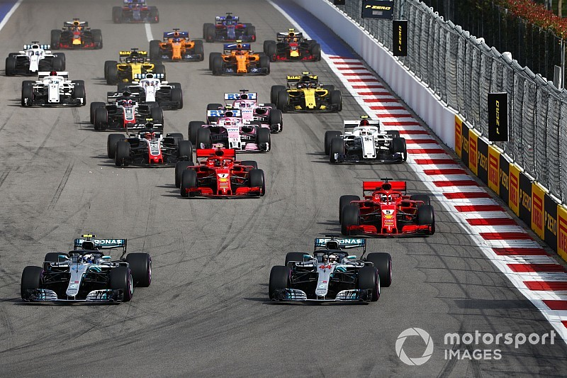 Положение в чемпионате после Гран При России