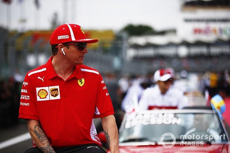 Kimi Räikkönen lett az év autóversenyzője