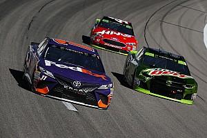 NASCAR se diz