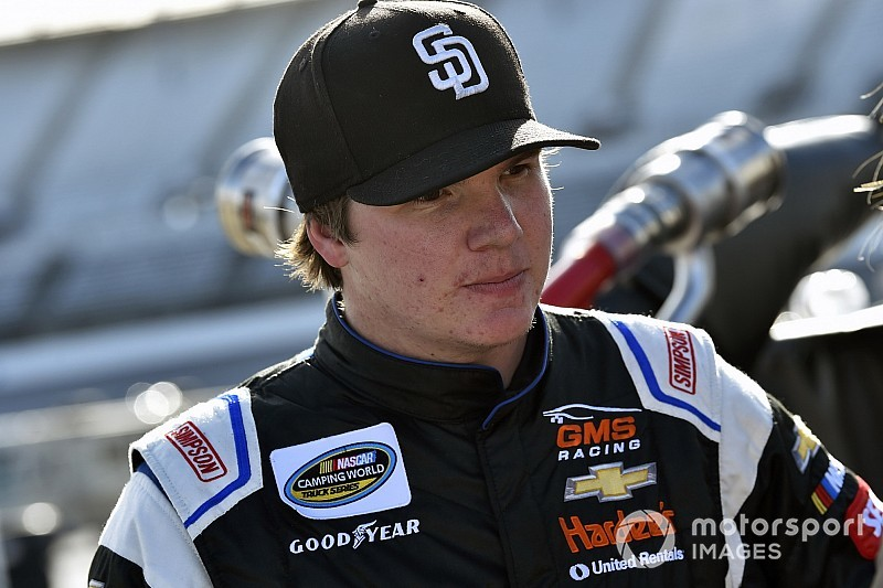 ARCA champ Sheldon Creed goes full-time Truck racing in 2019