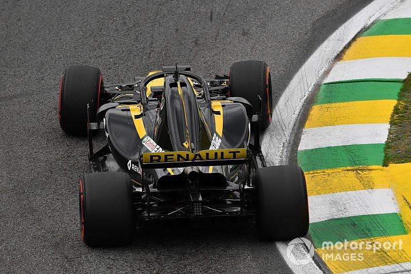 Гран При Бразилии: стартовая решетка