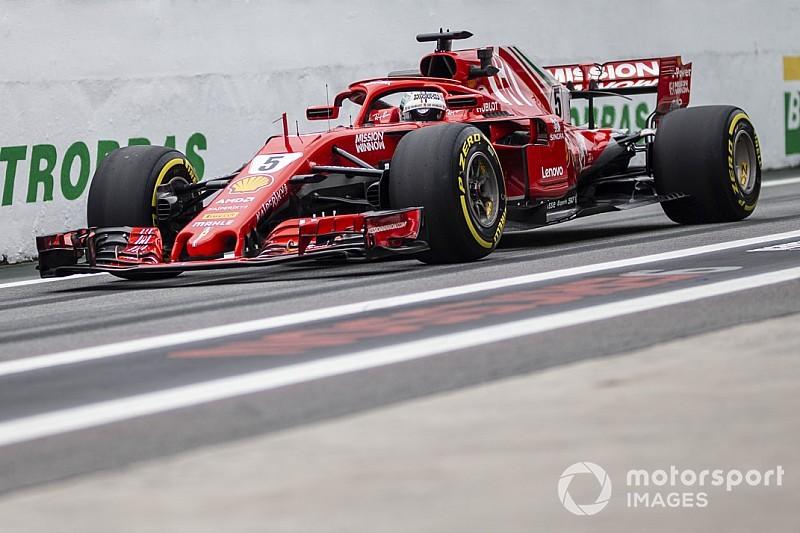 Dank waghalsigem Q2-Poker: Ferrari im Rennen auch ohne Pole Favorit