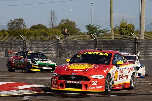 """It's mind games"": Coulthard responds to Whincup jibe"