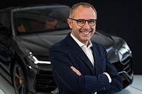 多梅尼卡利确认将从明年起出任F1总裁兼CEO