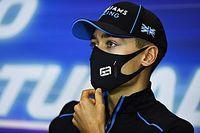 Wolff: futuro de Russell na Williams está fora do controle da Mercedes