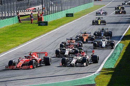 F1 set to revisit reverse grid sprint race plan