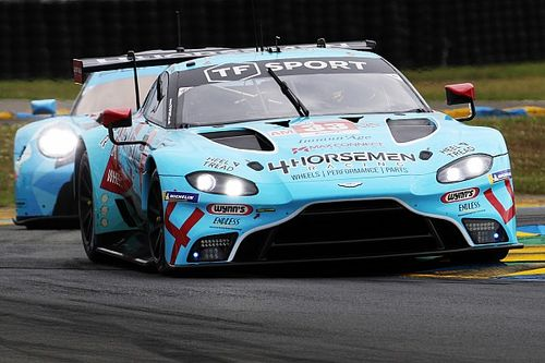 Le Mans: Fraga diz que carro está bom e acredita em vitória nas 24 Horas