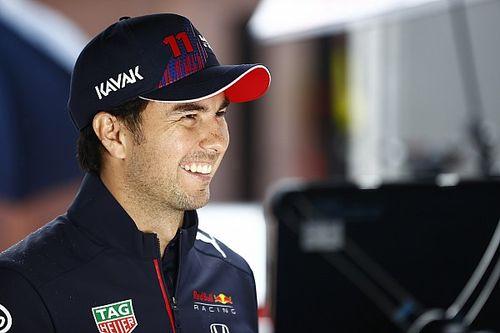 """Perez: """"Sochi, sürüş tarzıma en iyi uyan pist"""""""