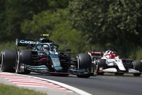 Uitslag: Eerste vrije training F1 Grand Prix van Hongarije