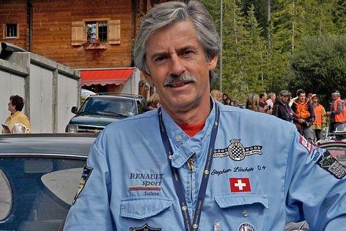 Nachruf Stefan Lüscher