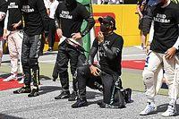 Los pilotos de F1 defienden su libertad de no arrodillarse